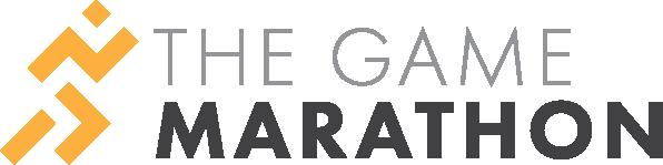 The Game Marathon Logo, thegamemarathon.com